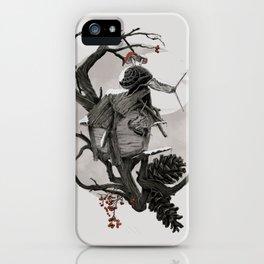 ÆFTERA YULE iPhone Case