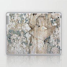 White Decay IV Laptop & iPad Skin