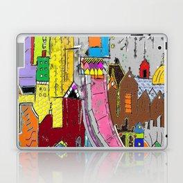 Vision Medellin Colombia Laptop & iPad Skin