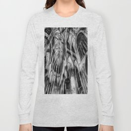 The Haunted Cathedral Long Sleeve T-shirt