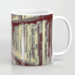World of information Coffee Mug
