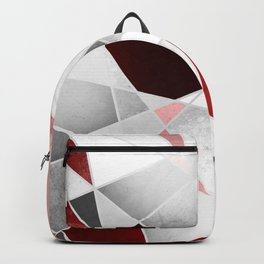 BLOOD STAINED GLASS WINDOW Backpack