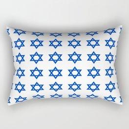 Star of David Rectangular Pillow