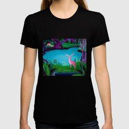 The Silent Deep Stream of Greendown Glenn T-shirt