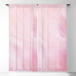 Pink flamingo Marble texture Blackout Curtain