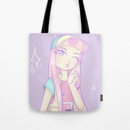 Pastel Days Tote Bag