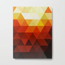 Cosmic abstract and colorful III Metal Print