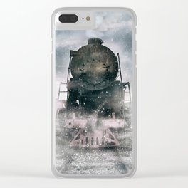 When the winter comes Clear iPhone Case