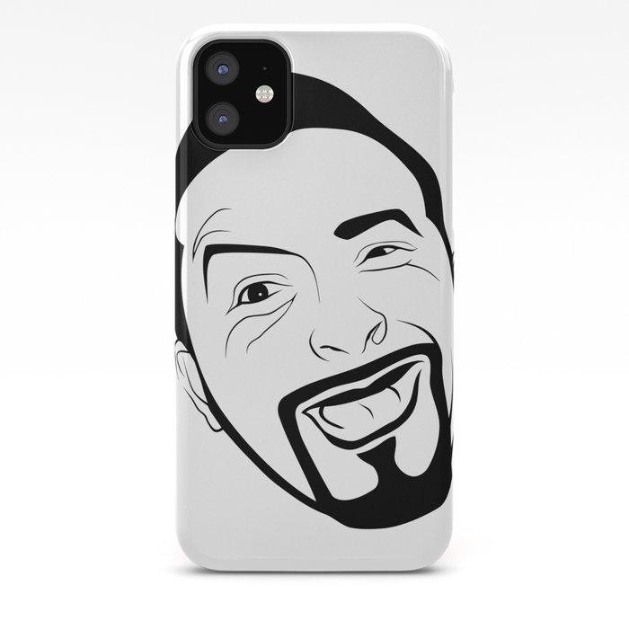 The amused Koksmann iPhone Case