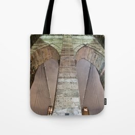 The bridge. Tote Bag