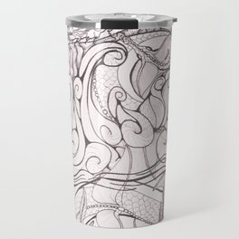 The Dragon Element Travel Mug