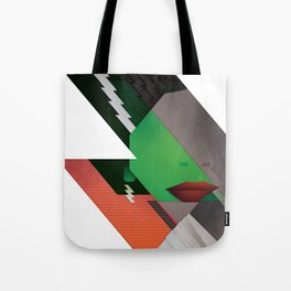 The Bride of Frankenstein Tote Bag