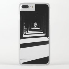 shading Clear iPhone Case