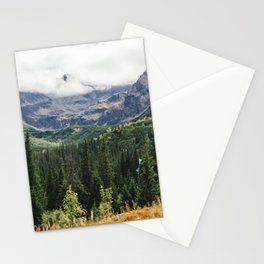 Tatry Koscielec Orla Perc Mountains Stationery Cards