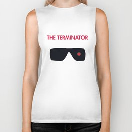 The Terminator Biker Tank