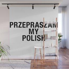 POLAND Wall Mural
