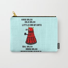 Darlek kitty Carry-All Pouch