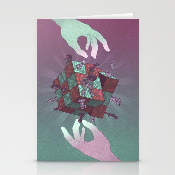 Mindgames Stationery Cards