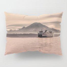 Morning Commute Pillow Sham