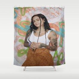 Kehlani 29 Shower Curtain