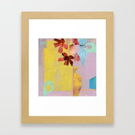 Girl's Room Framed Art Print