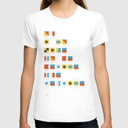 Flags T-shirt