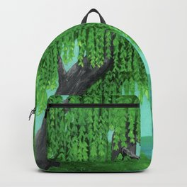 Weeping Willow Backpack