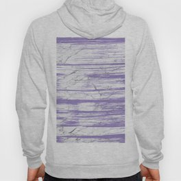 Modern abstract violet watercolor brushstrokes marble pattern Hoody