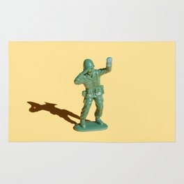 Toy Soldier I Rug
