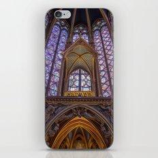 Sainte Chapelle - Paris iPhone & iPod Skin