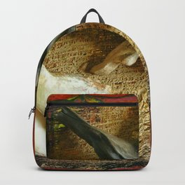 Expo sculptures Backpack