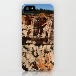 Mind Blowing Bryce Canyon View iPhone Case