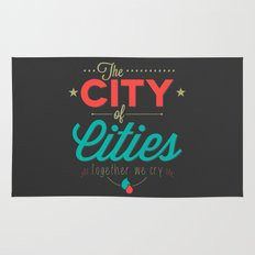 City of Cities Rug