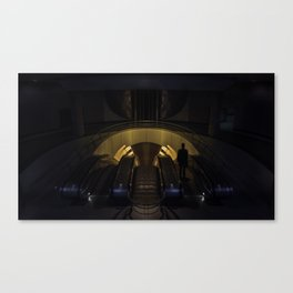Stairway to Hell Canvas Print