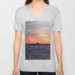 vanilla twilight Unisex V-Neck