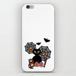 Happy Whimsical Halloween iPhone Skin