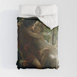 Pierre Auguste Cot - Springtime Comforters