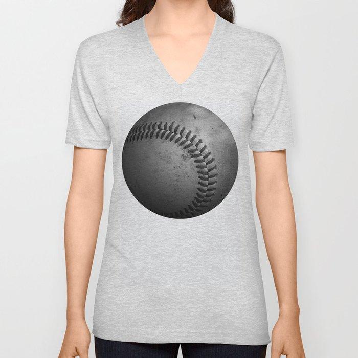 Baseball Unisex V-Ausschnitt