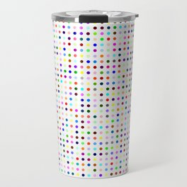 Hirst Polka Dot Travel Mug