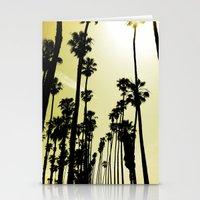 palms Stationery Cards featuring Palms by mpattavina86