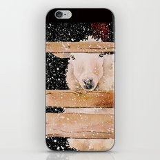 virgin wool iPhone & iPod Skin