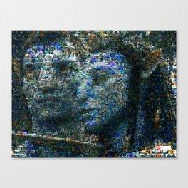 Avatar Mosaic Canvas Print