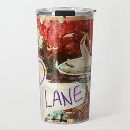 P for Plane Travel Mug