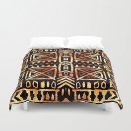 African print Duvet Cover