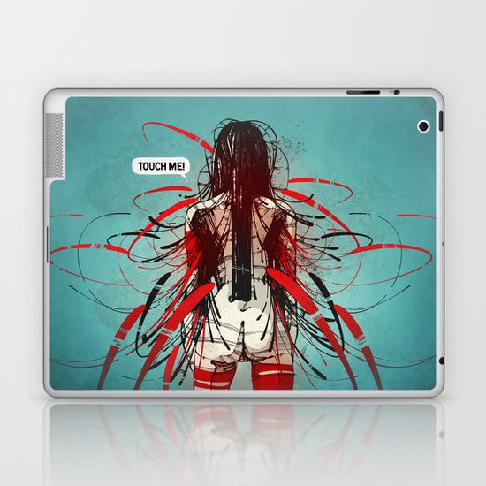 Nymph III: Exclusive Laptop & iPad Skin