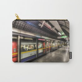 Mind The Gap Carry-All Pouch