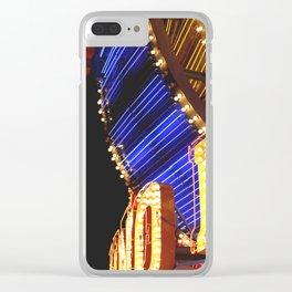 Casino Lisboa in Macau Clear iPhone Case