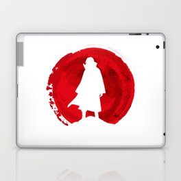 Red Itachi uchiha Laptop & iPad Skin