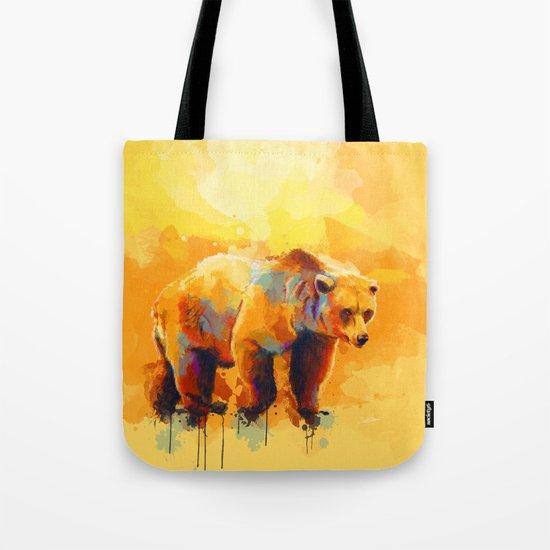 Bear Dream Tote Bag