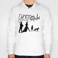 madonna Hoodies featuring Madonna - Ghosttown  by franziskooo